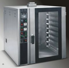 Energy-Saving Electric Hot Air Circulation Oven , Commercial Kitchen Equipments