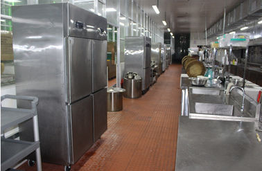 Chine Royal 4 - Star Hotel Commercial Kitchen Equipments / Professional Cooking Equipment fournisseur
