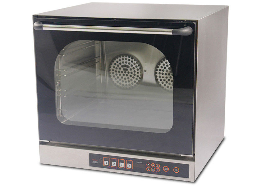 Hot Air Heating Electric Baking Ovens with LED Temperature / Digital Convection Oven High Humidity Type